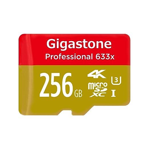 Gigastone MicroSD Card: Amazon ae