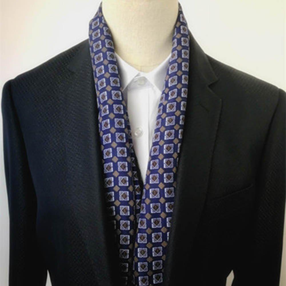 CHAOXIAN British Neckties Bufanda de poliéster Hombres Bufanda ...