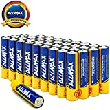 ALLMAX All-Powerful Alkaline Batteries- AAA (36-Pack), Ultra Long Lasting, Leak-Proof, 1.5V Cell Non Rechargeable