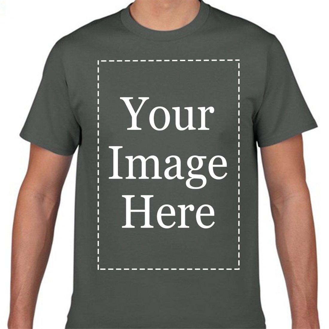 Amazon Custom T Shirt Personalized Shirts Design Your Own Short