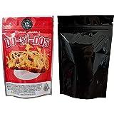 Mr.Ma Rich Mylar Bolsas comestibles de embalaje resellable a prueba de olor bolsas de Mylar a prueba de olor para almacenamie