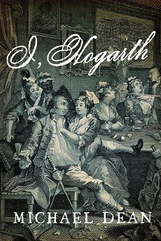 book cover of I, Hogarth