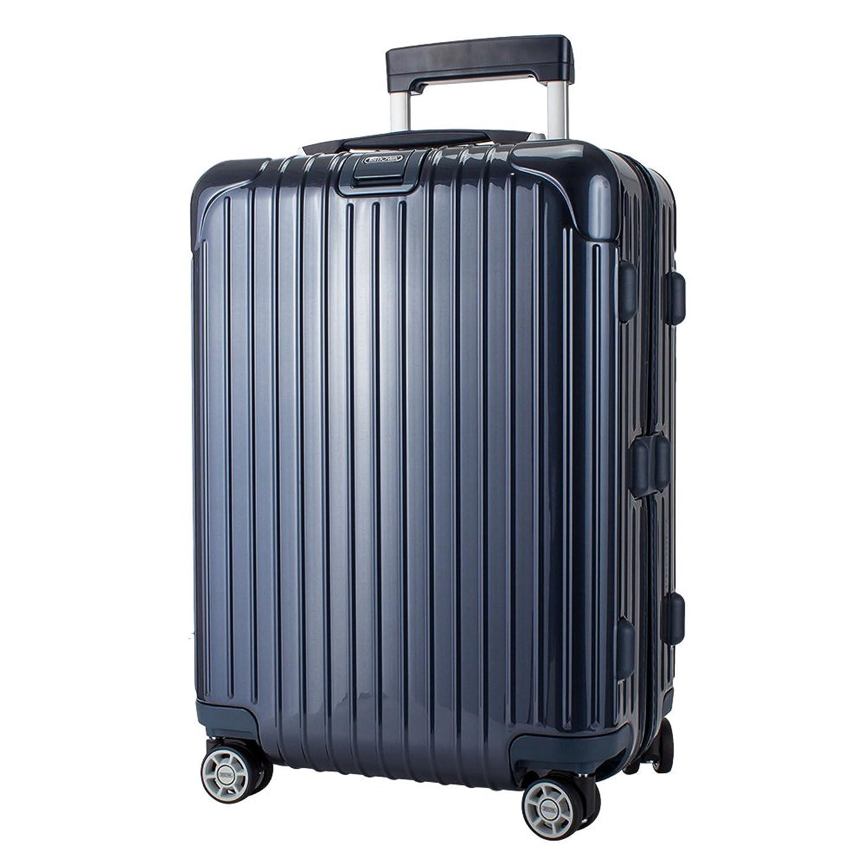 [ リモワ ] RIMOWA サルサ デラックス 37L 4輪 830.53.12.4 キャビンマルチホイール キャリーバッグ ブルー SALSA Deluxe Cabin MultiWheel blue スーツケース [並行輸入品] B06Y4MDNKK