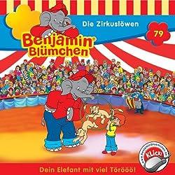 Die Zirkuslöwen (Benjamin Blümchen 79)