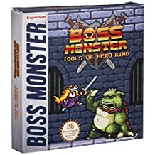 Brotherwise Games Boss Monster Expansion-Tools of Hero Kind Boxed Card Game