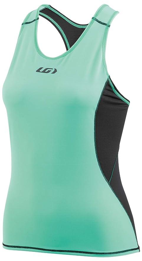 a7ca411fa Amazon.com  Louis Garneau - Women s Tri Comp Triathlon Bike Top ...
