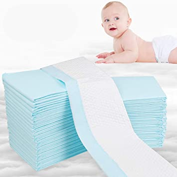 or Pets Puppy Training Pads Highly Absorbent Breathable Underpad Portable Mattress Incontinence Bed Pad for Adult Child