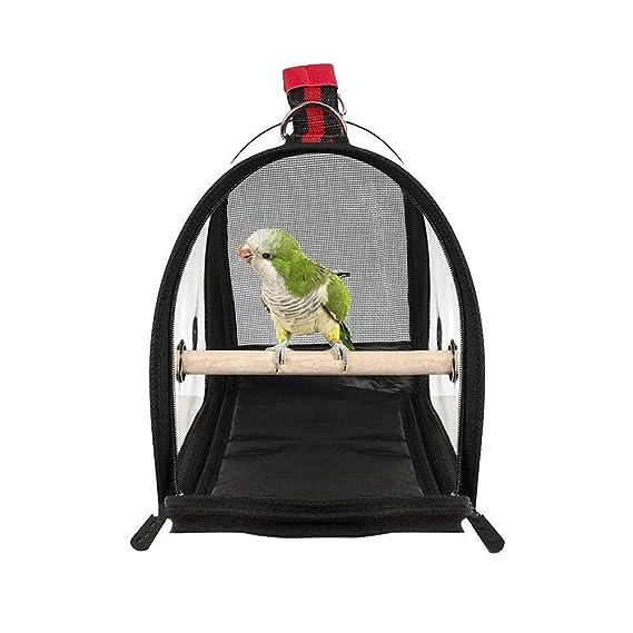 FAMS - Transportín Ligero para pájaros, Jaula para pájaros de PVC ...