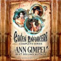 Coven Enforcers: 3 Book Series Audiobook by Ann Gimpel Narrated by Hollie Jackson
