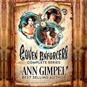 Coven Enforcers: 3 Book Series | Ann Gimpel