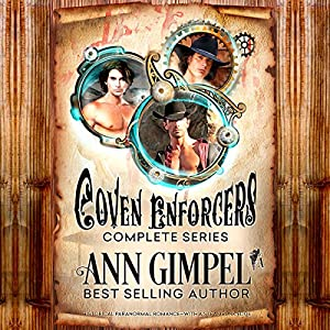 Coven Enforcers Audiobook