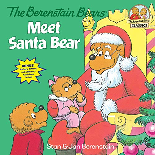 The Berenstain Bears Meet Santa Bear (Deluxe Edition) (First Time Books(R))]()