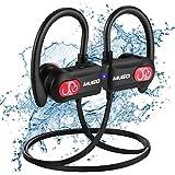 Bluetooth Headphones Waterproof IPX7, Wireless...