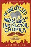 The Unexpected Inheritance of Inspector Chopra: Baby Ganesh Agency Book 1