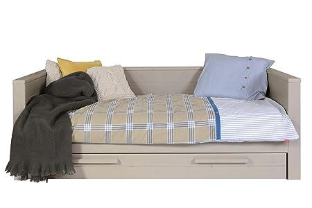 Woood Dennis Bed.Woood Woood Dennis Day Bed Pine Brushed With Bettkasten