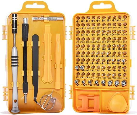 Torx Tournevis Set t2 t3 t4 t5 t6 t7 t8 t9 t10 t15 y2 Réparation Portable Montre