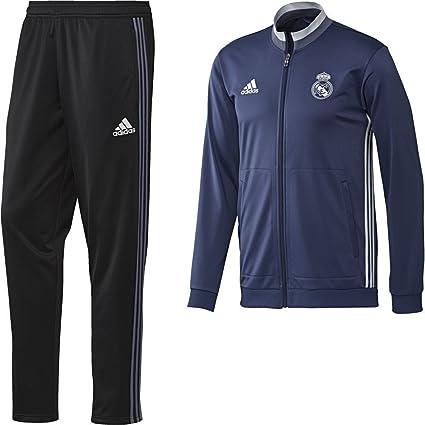 adidas Real PES Suit Survêtement Real Madrid FC pour Homme
