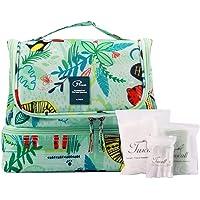 Beauty Case da Viaggio Borsa da Toilette Tuscall Borsa da Viaggio Impemeabile Ripiegabile Cosmetico Bag per Donna & Uomo e bambino, Adatto Per Cosmetici, Accesori da viaggio