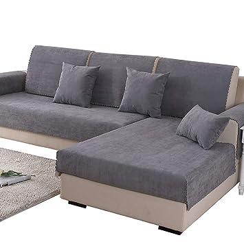 Escudo de sofá Fundas de sofá love seat Resbalón resistente, Cubierta de muebles de estilo
