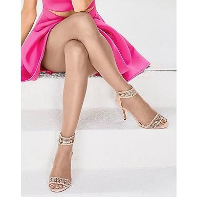 d5ead8f63 Amazon.com  Hanes Silk Reflections Ultra Sheer Toeless Control Top ...