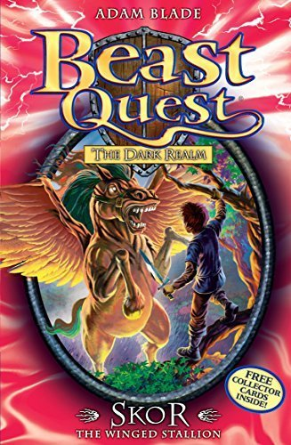 Beast Quest: 14: Skor the Winged Stallion by Blade, Adam (2008) Paperback (Beast Quest 14)