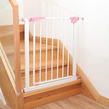 Z-SEAT Multi-Uso Puerta del Bebé, Niño Puerta De Seguridad para Escaleras, Puertas para Mascotas con Cierre Automático De Puertas Y Pasillos, Ancho 57-64cm: Amazon.es: Deportes y aire libre