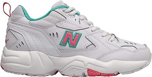 New Balance Damen WX608WT1 Trailrunning-Schuh, Blanco Rosa ...