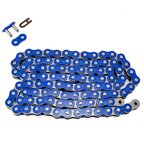 520 Pitch 86 Links Blue Standard Chain for Polaris 300 Xpress 425 Magnum 1995 1996 1997 1998 - Chains Magnum Polaris 425