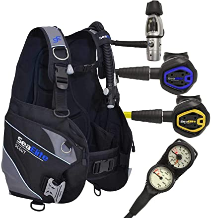 Divers Supply Value Scuba System