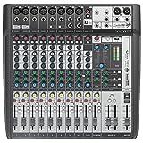 Best multitrack recording usb mixer - Soundcraft 5049557 Signature 12 MTK Mixer - Unpowered Review