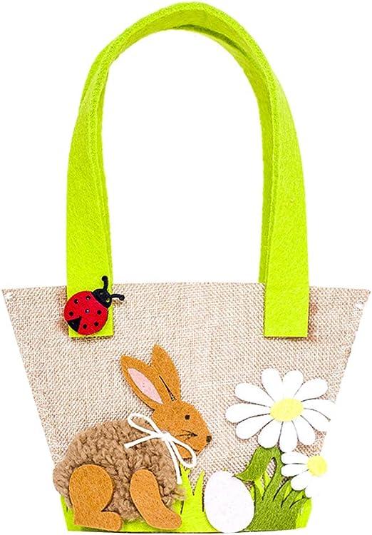 Wuxi Chuannan Bolsa de Conejo de Pascua, Bolsa de Tela de algodón ...