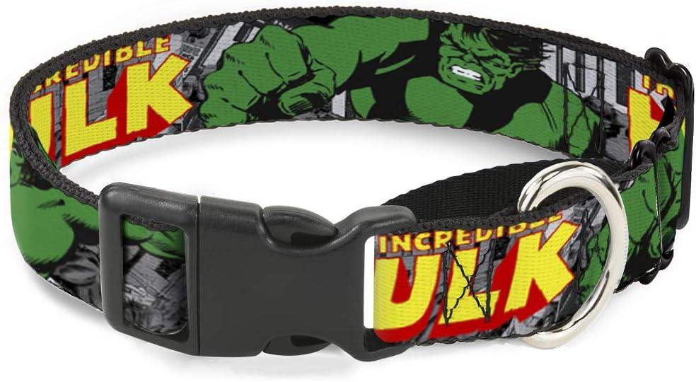 The Hulk Smash Paracord Dog CollarChoker