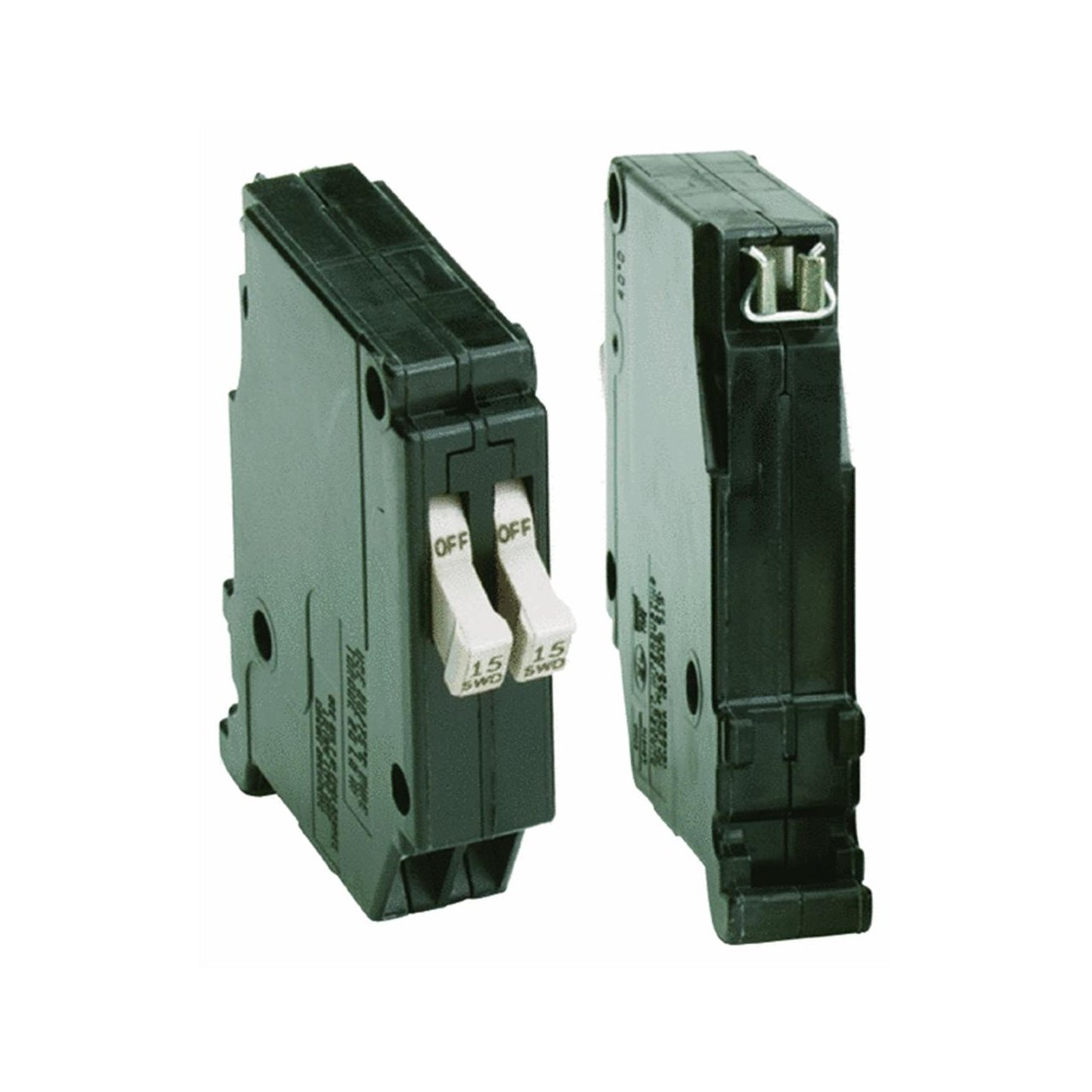 CHT2020 Cutler Hammer Twin Plug-On Circuit Breaker product image