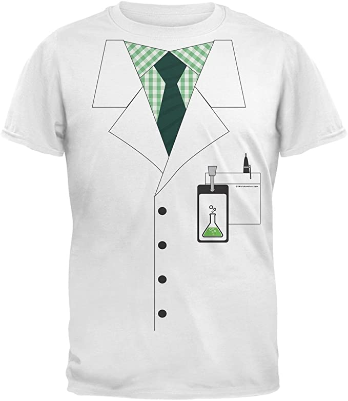 Old Glory Disfraz Infantil de T-Shirt científico: Amazon.es: Ropa ...