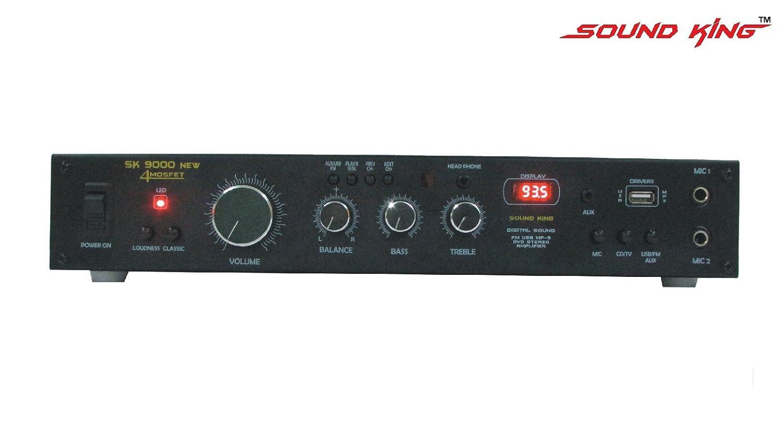 Sound King SK-9000 280W AV Power Amplifier