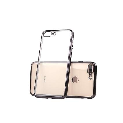 Amazon.com: Funda iPhone 6 / iPhone 6s Funda suave TPU ...