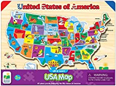 Usa Map Puzzles Online.Educational Toys Archives Usa Facts For Kids
