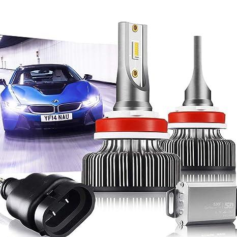 JDM ASTAR 7S 7000LM 9006//HB4 Headlight LED Bulbs Low Beam Fog Light Xenon White