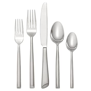 Oneida Heirloom Satin Urbana 5 Pc. Place Setting