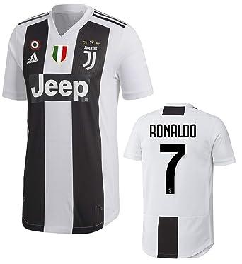 89b6e2c8d Juventus Ronaldo Authentic Match Home Jersey Climachill 2018 19 Original  Product (M)