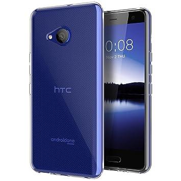 6e499017bf5 Gosento HTC U11 Life Funda TPU Case, Soft Flex Silicona Ultrafina Crystal  Clear Carcasa Cover para HTC U11 Life (Transparente): Amazon.es: Electrónica
