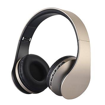 MIYA Auriculares inalámbricos, audio de alta resolución, reducción de ruido, compatibilidad, para