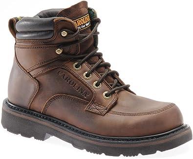 fc3965bfe86 Carolina 399 Slip Resistant EH Rated Broad Toe Boot