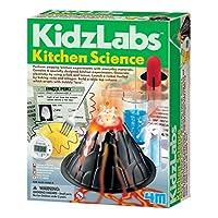 Kit de ciencia de cocina 4M