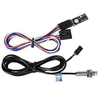 PoPprint i3 Sensor láser MK3 Kit de sensor de filamento Detecta el ...