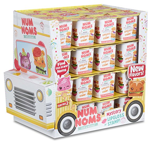 - Num Noms Mystery Pack Series 2 48-pack