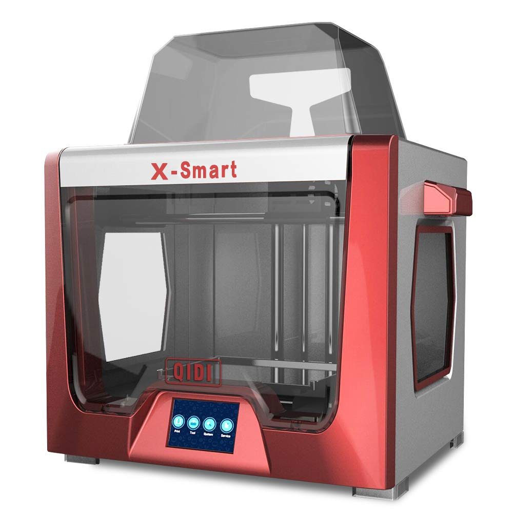 Fully Metal Structure New Model: X-smart 3.5 Inch Touchscreen QIDI TECHNOLOGY 3D Printer