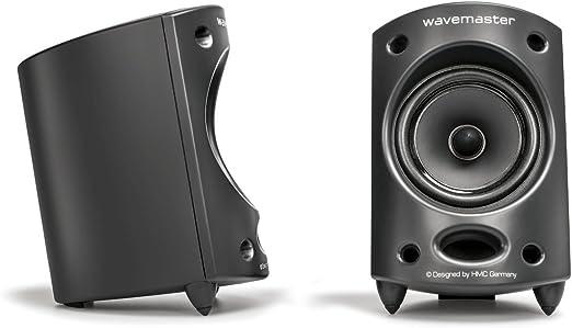 Wavemaster Moody Bt 2 1 Lautsprecher System 65 Watt Mit Bluetooth Streaming Aktiv Boxen Nutzung Für Tv Tablet Smartphone Pc Schwarz 66206 Grau Audio Hifi