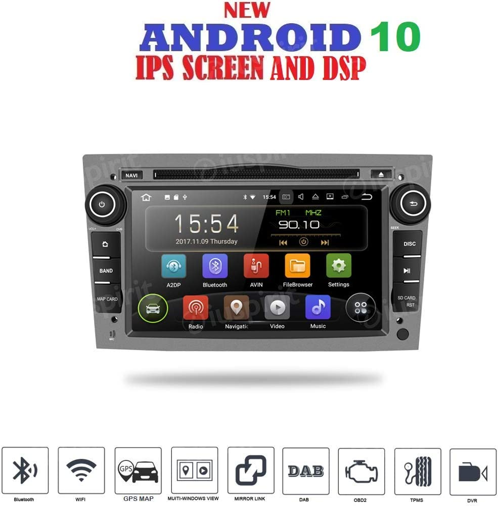 Android 7 1 2 Dvd Usb Sd Wi Fi Bluetooth Mirrorlink Autoradio 2 Din Navigation Opel Meriva Antara Astra Opel Zafira Corsa Vivaro Vectra Navigation