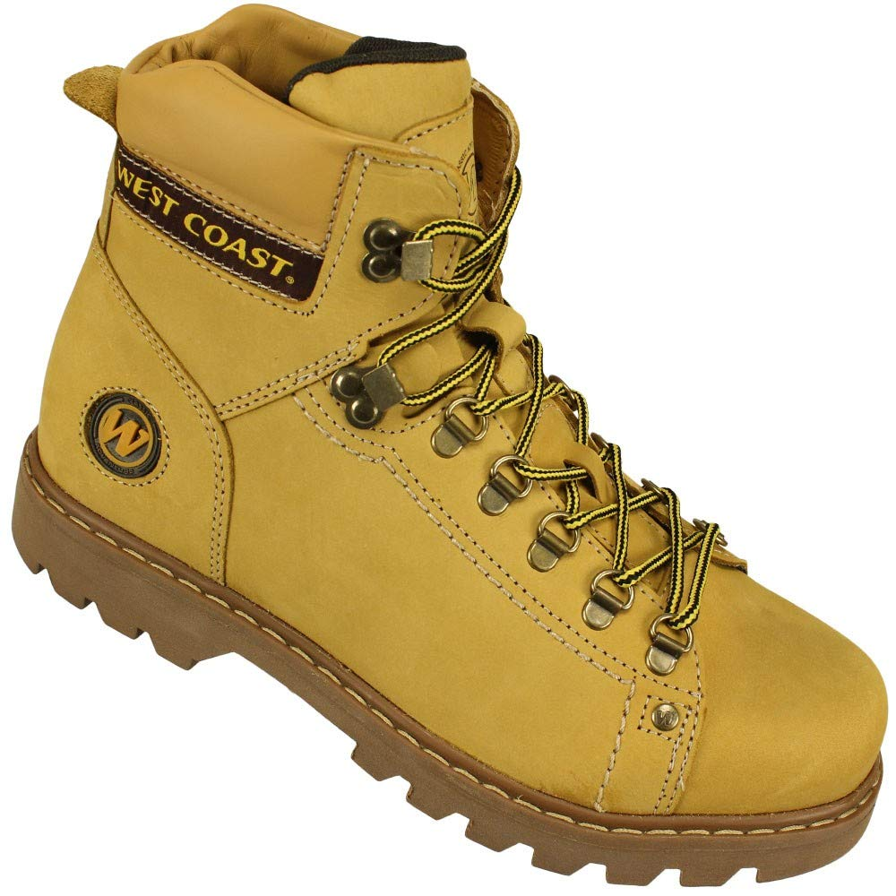 24613d8397 Bota Coturno West Coast Worker  Amazon.com.br  Amazon Moda